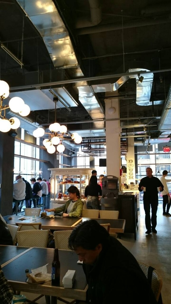 City Kitchen: the ambience
