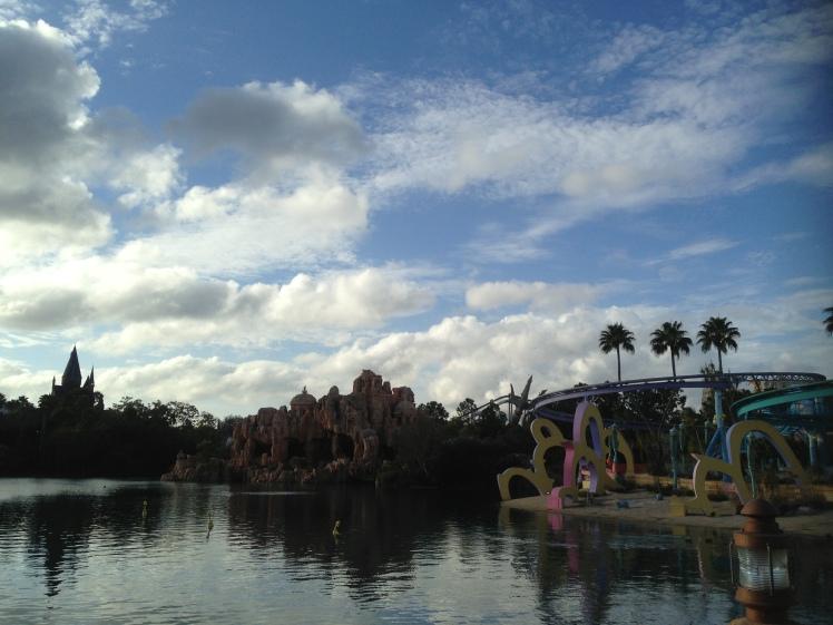 Universal Studio View