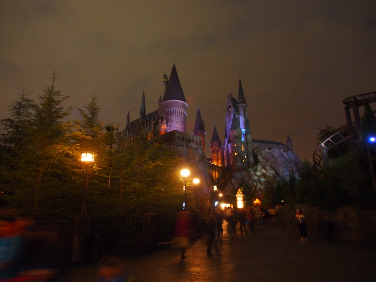 Beautiful Hogwarts