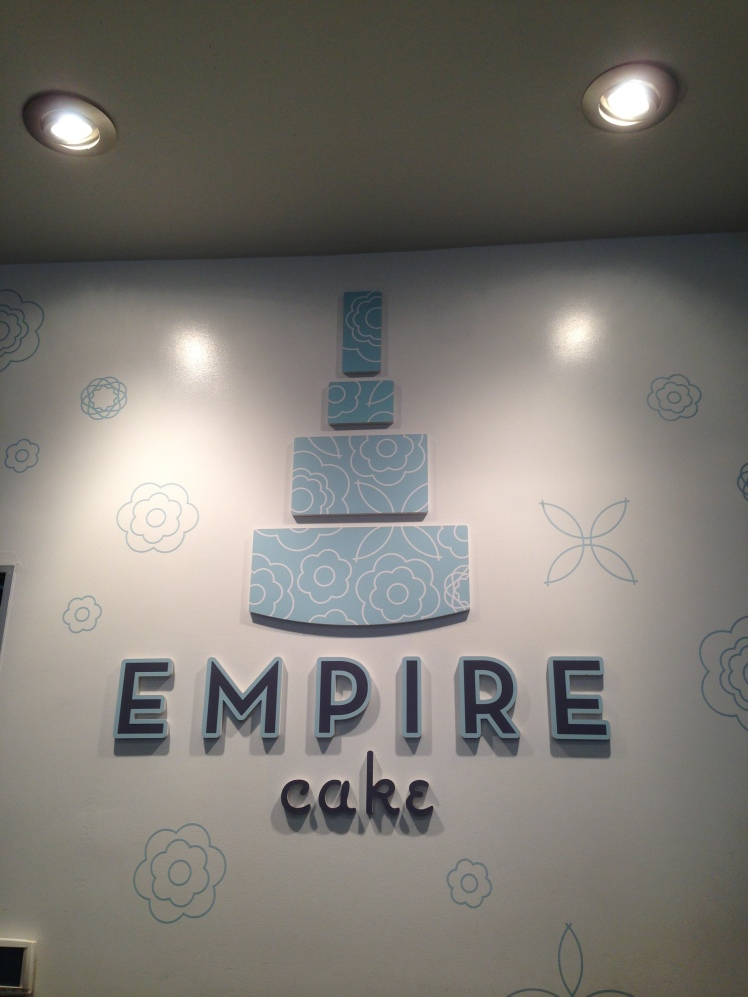 Empire Cake; 112 8th Ave, New York (between 15th and 16th st)