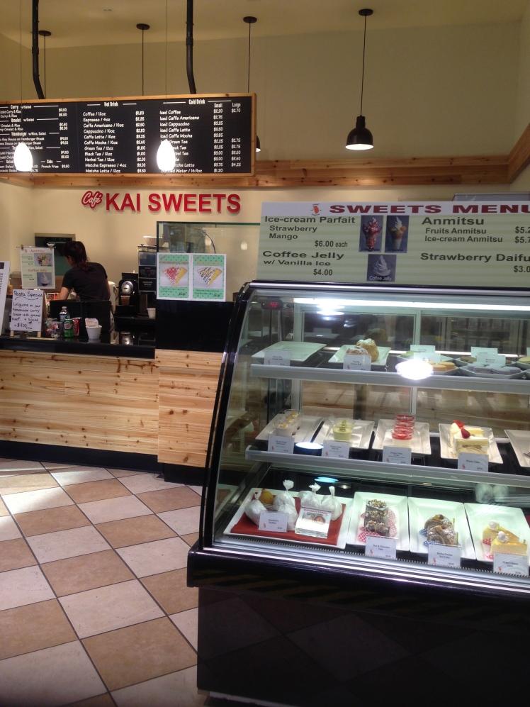 KAI Sweets for dessert