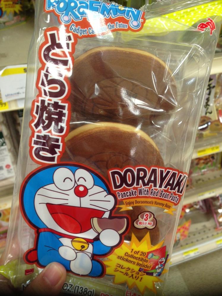 Dorayaki for Doraemon :)