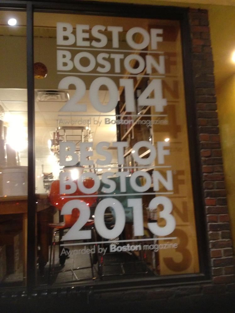 Best of Boston 2013 - 2014