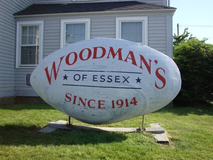 Woodman's of Essex since 1914