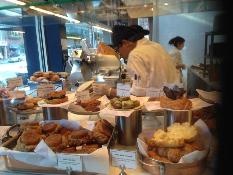 display of the yummy stuff :)
