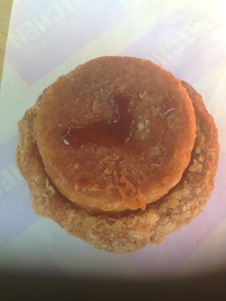 Brown Sugar DKA; one of the best sellers; tastes good.