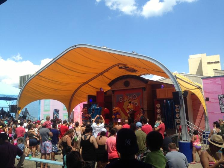 Elmo's Concert