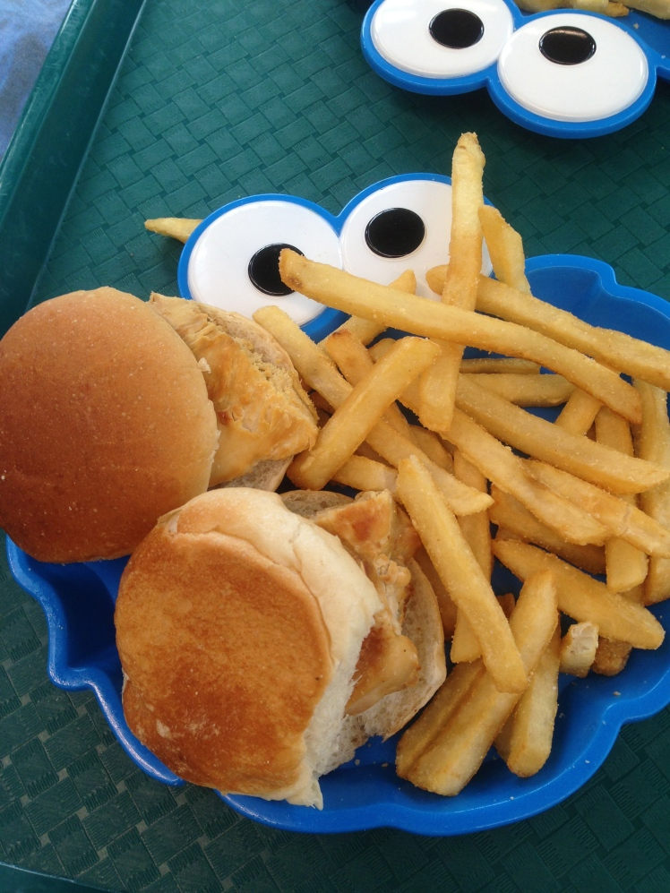 Kids meal - Mini burger