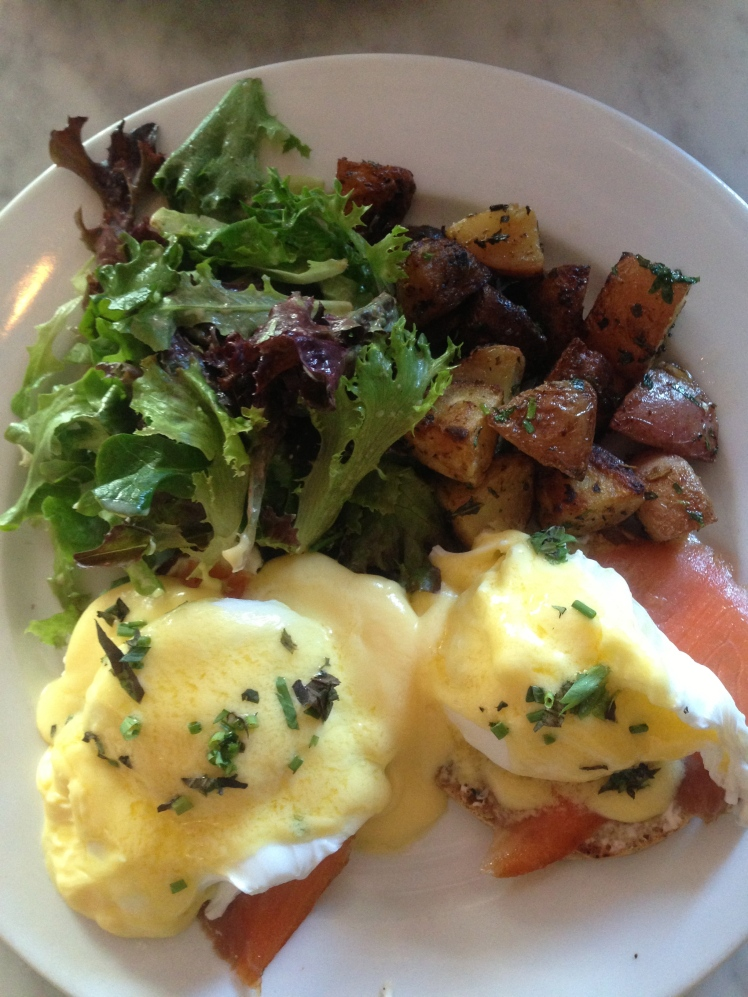Eggs Baltic so good :)