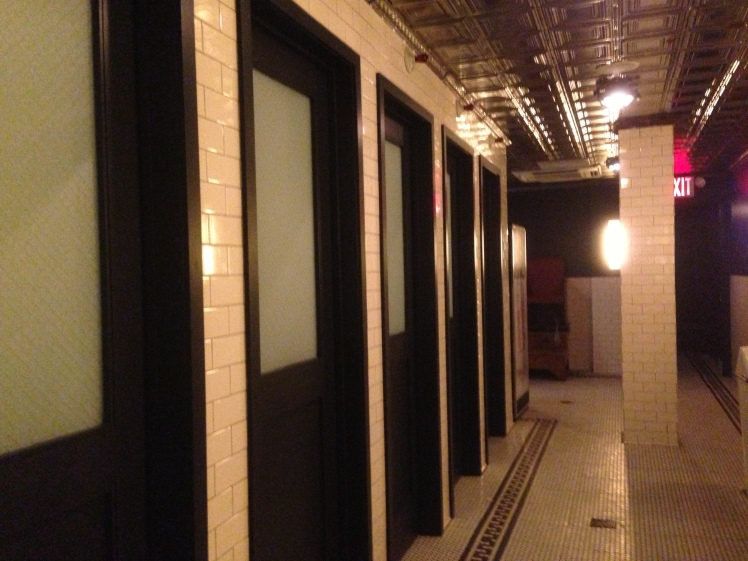 I somehow really like this restroom :D