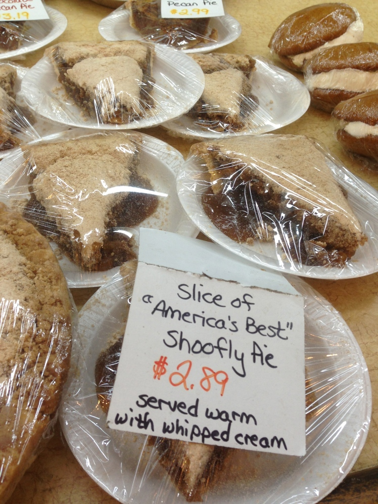 The Best Shoofly Pie!