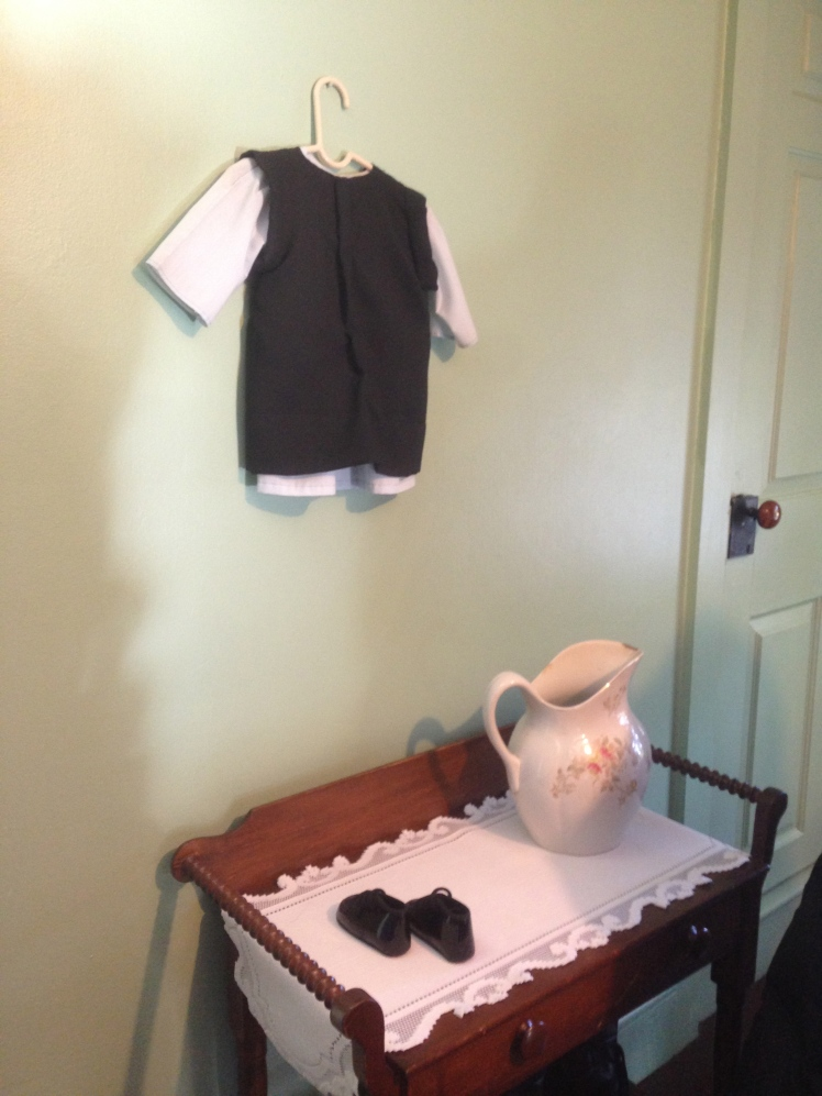 Amish baby clothes
