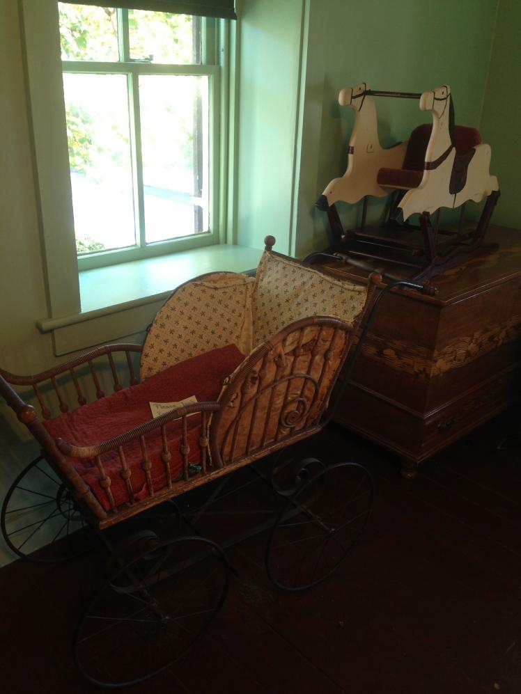 Amish nursery