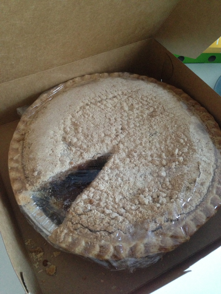 And so I bought the whole pie :D